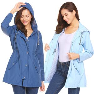 waterproof raincoat women