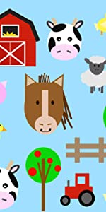 Farm Baby, Cow Lovey, Old McDonald, Farm Nursery, Baby Sheep, Duck Baby