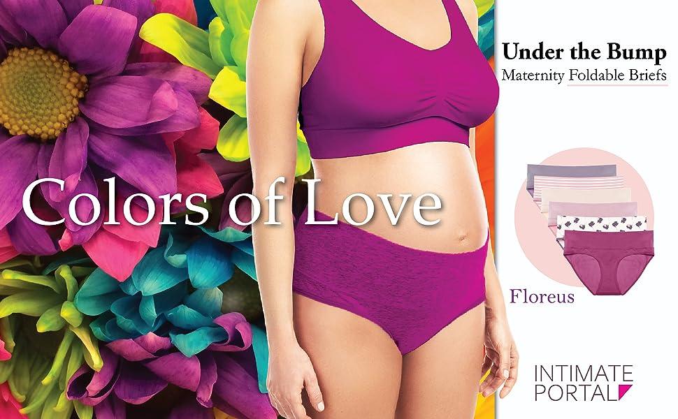 Maternity undies underwear pregnancy panties