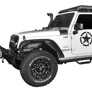 jeep jk inner fender liners