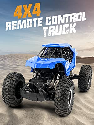 4WD Remote Control Monster Truck RC Car Hobby RC Crawlers
