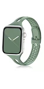 apple watch slim bands