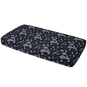All-Cotton Muslin Fitted Crib Sheet