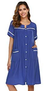 house dress for elderly lady