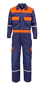Kolossus workwear coveralls for men Kc01