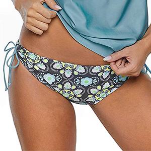 Two-Piece Swimwear with Panty