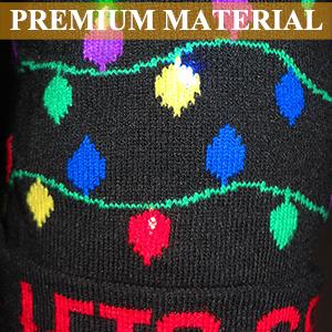 Light up Christmas Hat Beanie Knit Cap