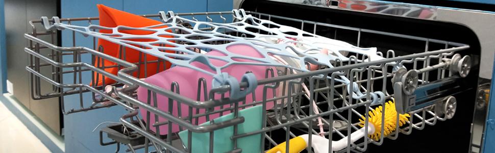 Dishwasher Mesh Basket Net