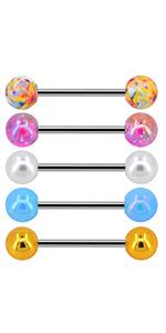 tongue bar plastic ball tongue rings halloween tongue ring tongue ring balls only naughty