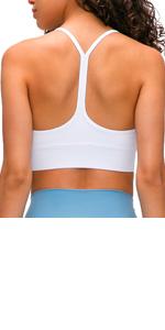 women's longline sports bra