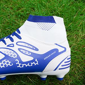 high top soccer shoe men