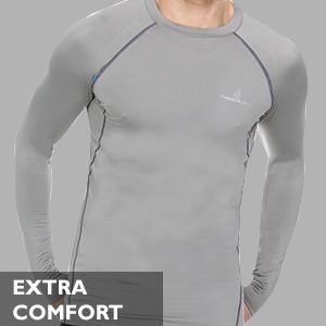 Men Compression Shirt Long Sleeve