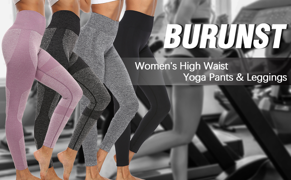 BURUNST yoga pants