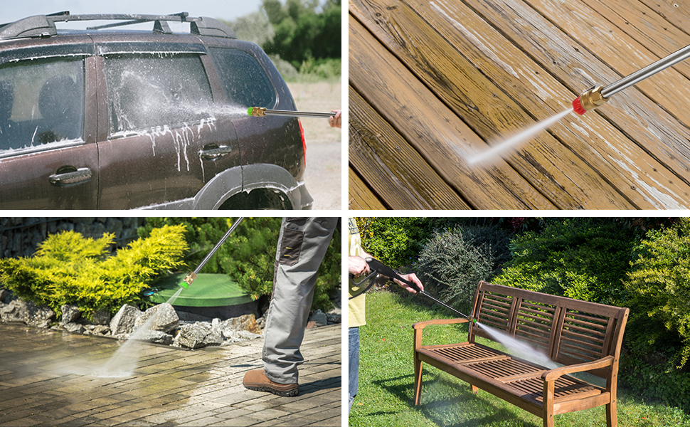 3800PSI Power washer