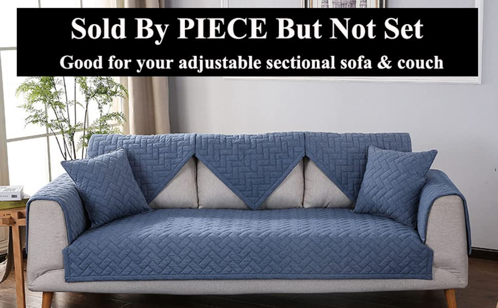 Sectional Sofa Throw Cover