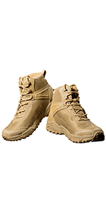 FREE SOLDIER Desert Tactical Boots