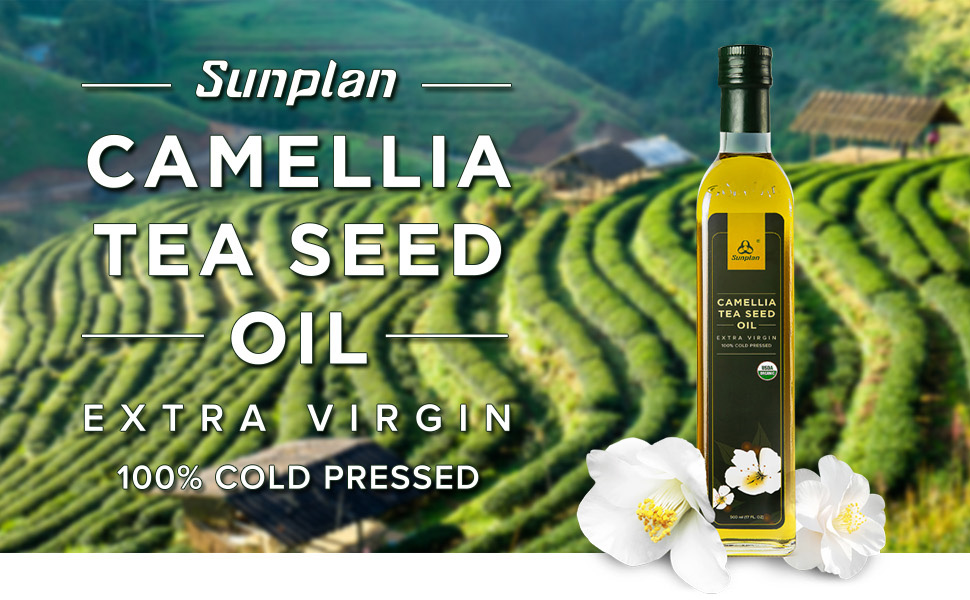 camellia tea seed oil