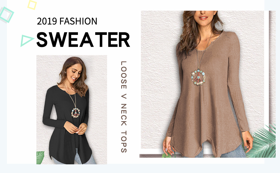 loose sweater for women