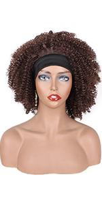 4# headband wig
