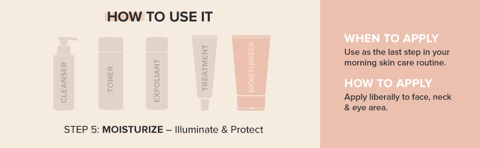 Mineral sun protection and antioxidants defend from harmful effects of blue light and air pollution