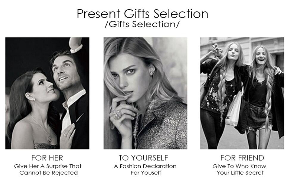 Present Gifts Selection