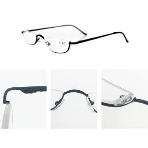 half reading glasses