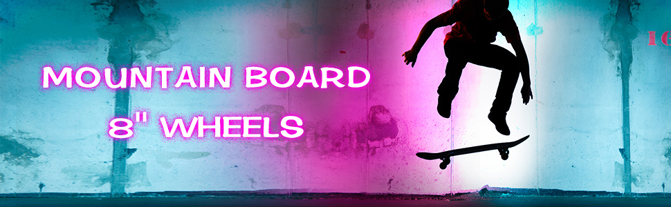 all terrain skateboard