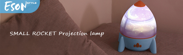 Rocket Light Projector