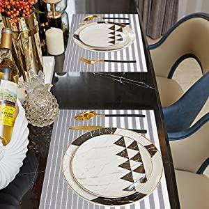 vinyl placemats for kitchen