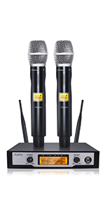 U60 Professional Wireless Microphone