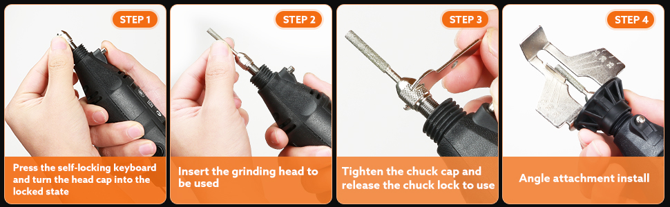 Electric chainsaw