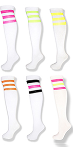 neon striped combo pack