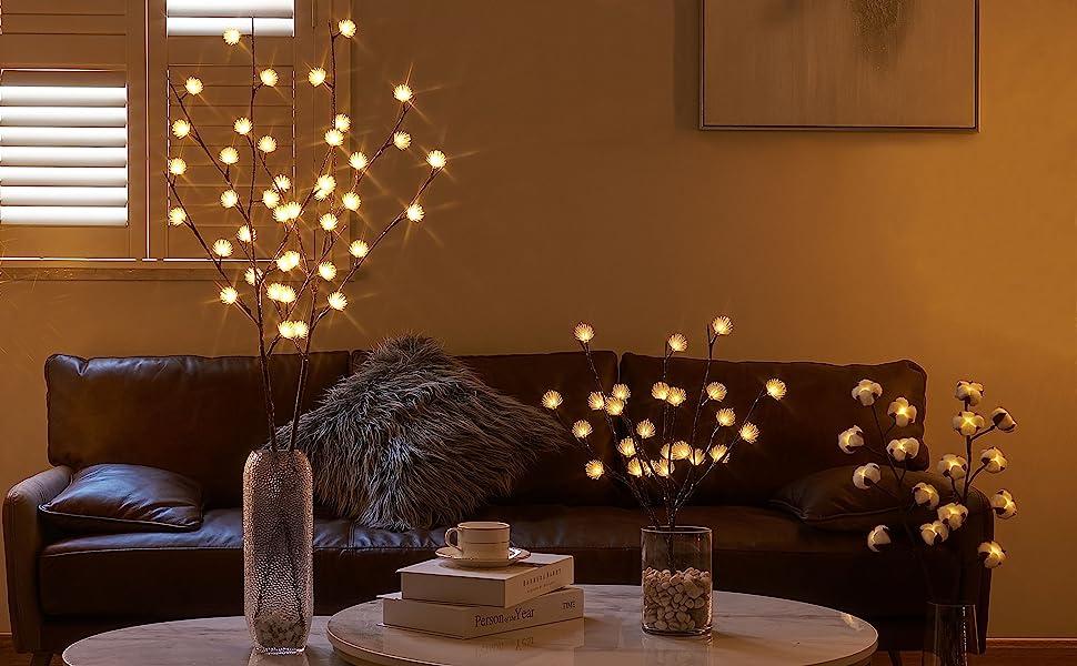 branch lights