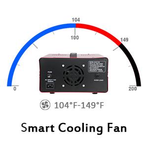 Smart Cooling Fan