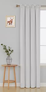 cotton sheer curtains