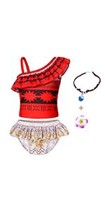 B083PTXM81 princess dress up outfits jewelry necklace flowers