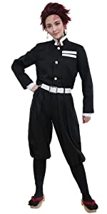 demon slayer corps uniform