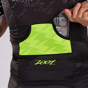 triathlon jersey with pockets
