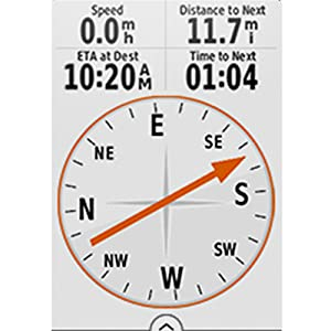Garmin eTrex Touch 25 Hiking GPS Handheld