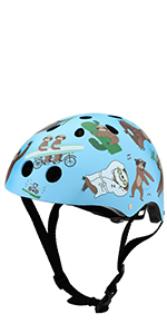 Hornit mini lids helmet super sloth