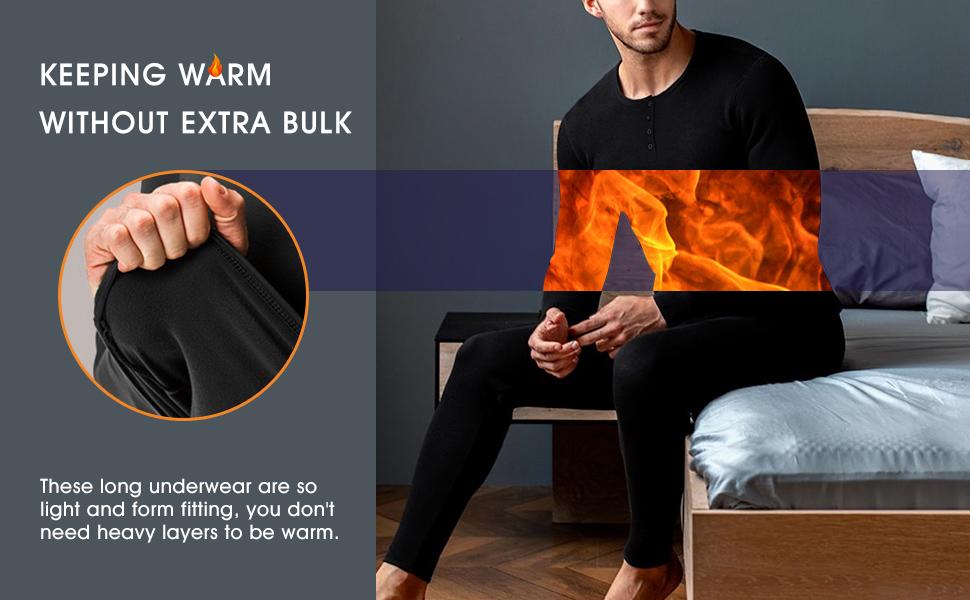 warm thermal set