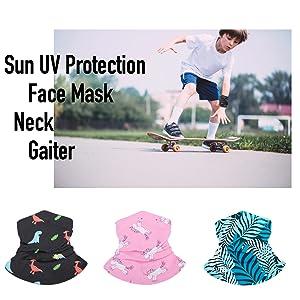 boys masks bandanas