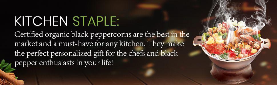 organic peppercorns black peppercorns tellicherry peppercorns pepper corns whole peppercorns peppers