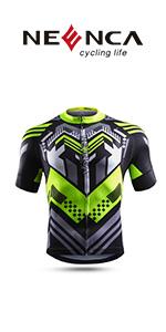 NEENCA Professional Cycling Jerseys(Short Sleeves)