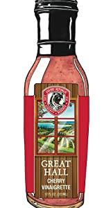 Great Hall Cherry Vinaigrette