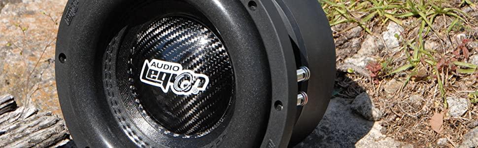 """S2508D4, Audio legion 8"""", audio legion, audio legion subwoofer, 8"""" sub, 8"""" subwoofer, car subwoofer"""