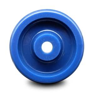 Service Caster, solid polyurethane wheel