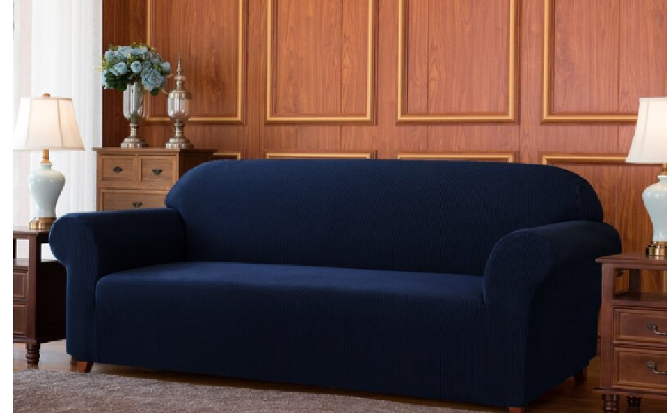 High Stretch Sofa Cover