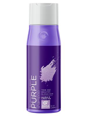 purple shampoo maple holistics