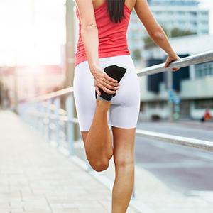 workout shorts